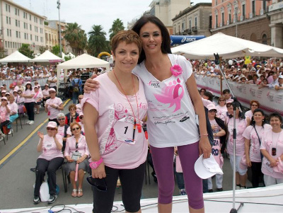 banfi, cucinotta donne in rosa