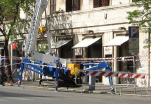 sicurezza lavoro, cantiere edile