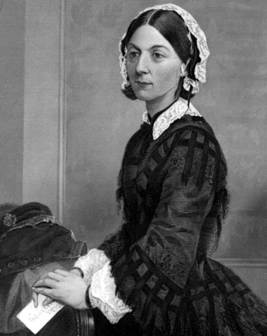 Florence Nightingale (foto da wiki)