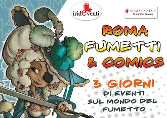roma fumetti & comics