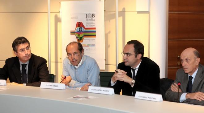 conferenza stampa JOB & Orienta 2012
