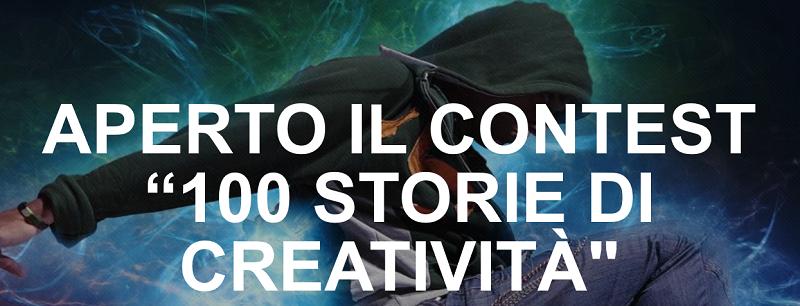 contest 100 creativi Lazio