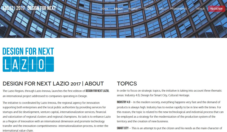 next-lazio