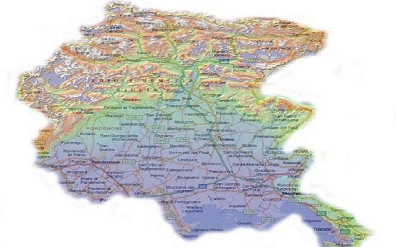 Regione Friuli Venezia Giulia Cartina.Formazione Professionale Nuove Iniziative In Friuli Venezia Giulia Donna In Affari It