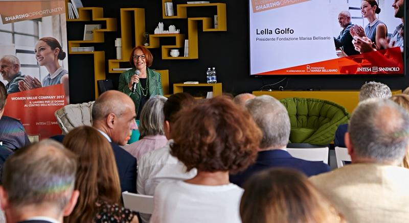 foto-presentazione premio fondazione Bellisario