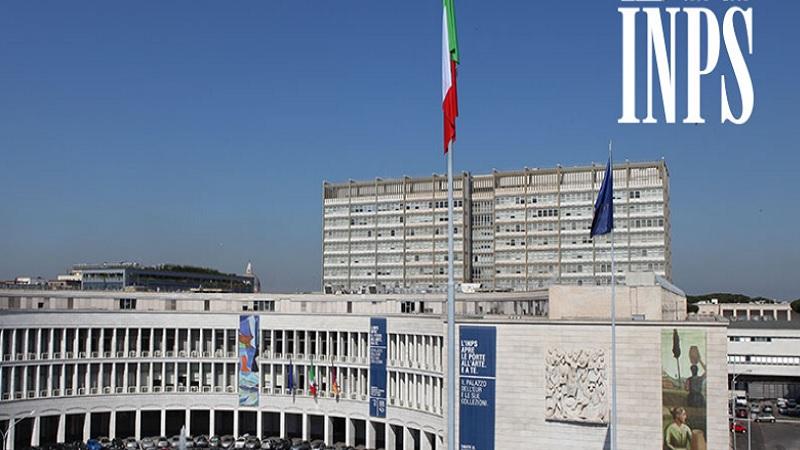 Sede generale Inps Roma