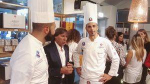 Bruno Conti testimonial di un progetto per le scuole promosso da La Molisana