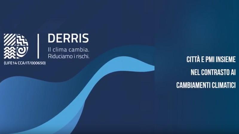Logo Derris - maltempo