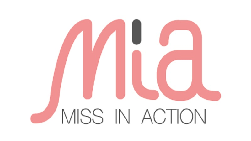 LOGO - MIA - Miss In Action