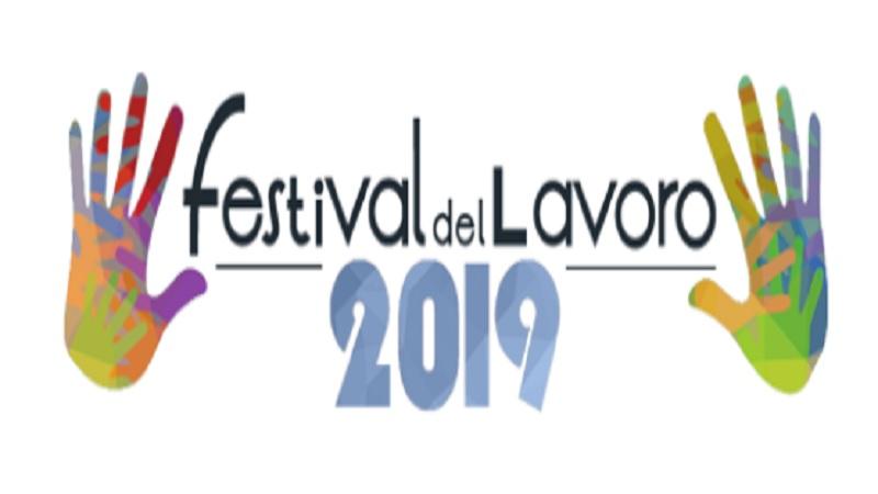 Festival del lavoro 2019 logo