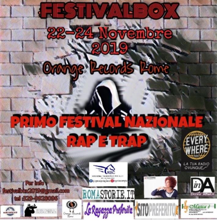 Locandina Festival Box