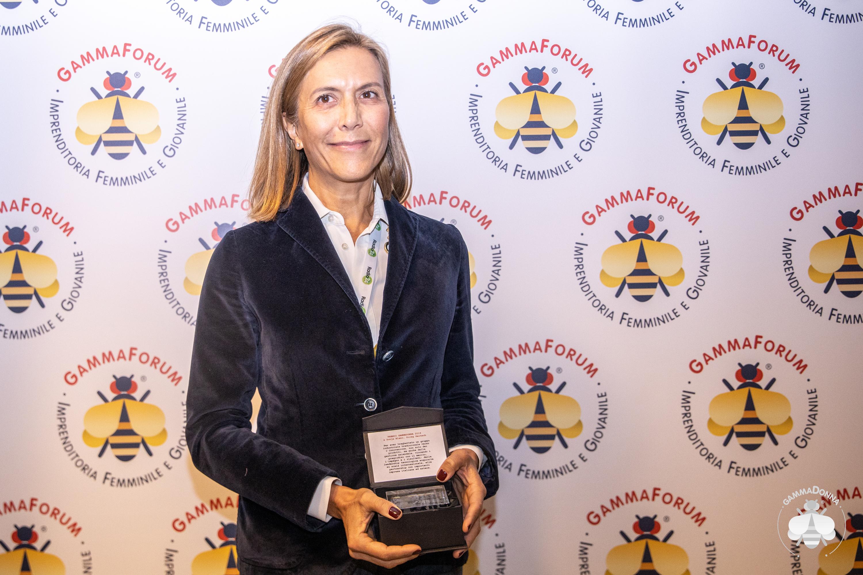 Sonja Blanc vince il Premio GammDonna 2019