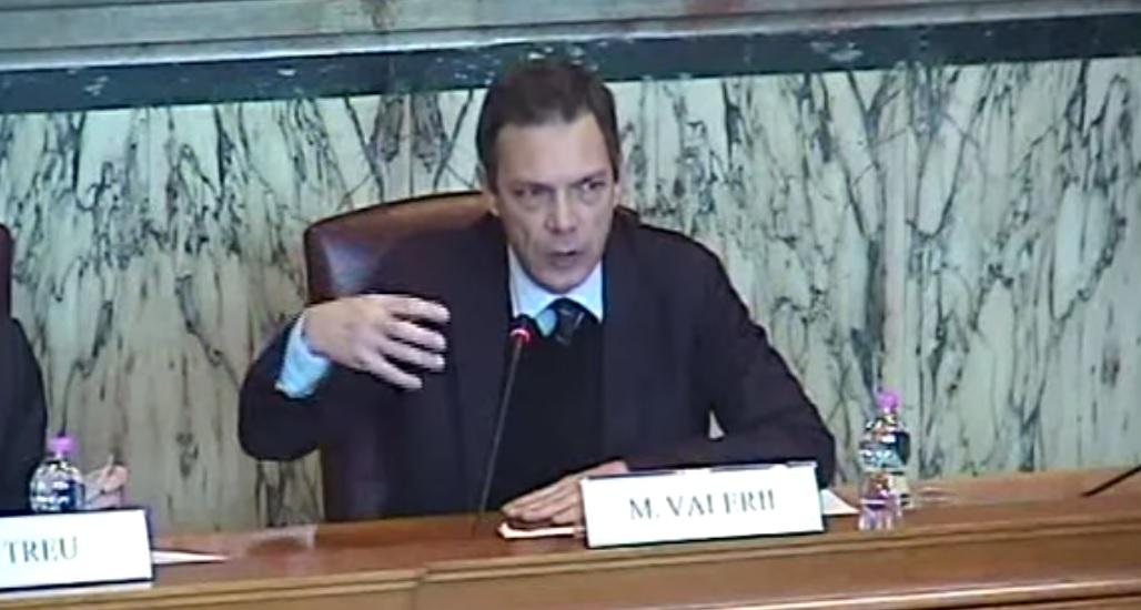 Valerii Rapporto Censis 2019