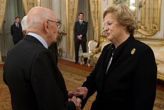 Ministro Anna Maria Cancelleri