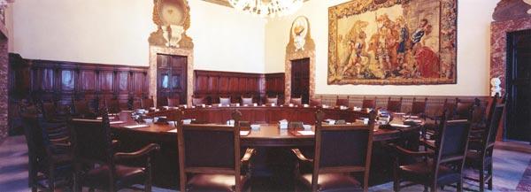 sala cons. ministri