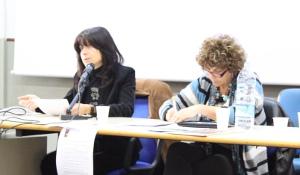 Patrizia Sentinelli e Adanella Rossi