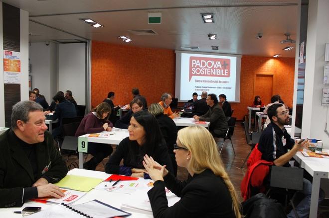 padova sostenibile meeting 2