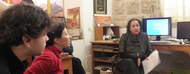 Rachel Bar Nathan, Archeologa
