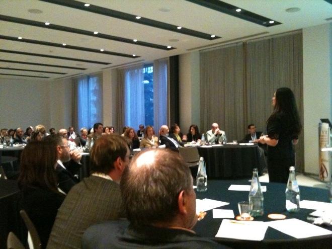 ICF confererenza
