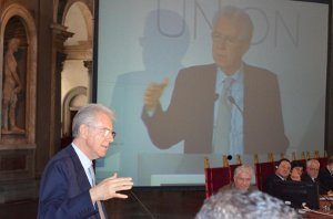 Mario Monti - The State of the Union