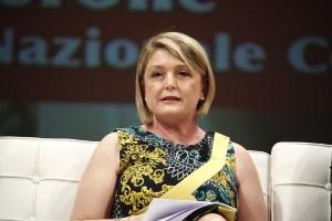 Marina Calderone pres consulenti del lavoro