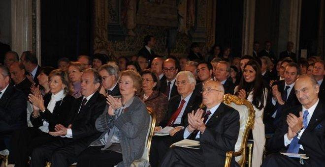 Premiazione Leonardo