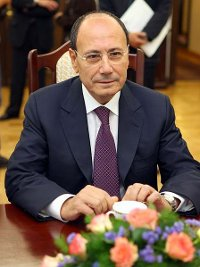 Presidente Senato Renato Schifani