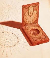 bussola nautica antica