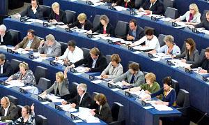 sessione plenaria Parlamento Europeo