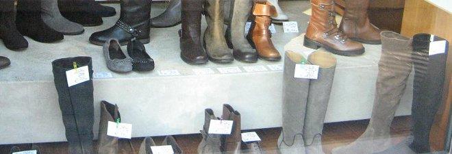 pelletteria, scarpe