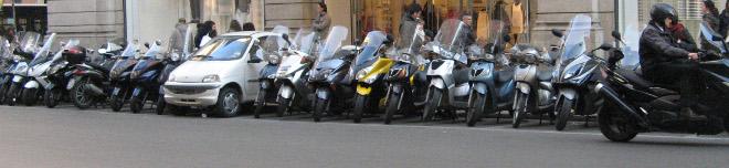 MOTO E motorini