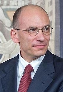 Presidente Enrico Letta