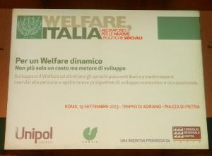 welfare italia
