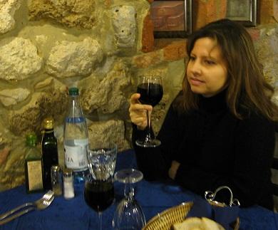 donna-al-ristorante