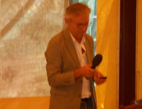Prof Norbert Latschner - Presidente ClimAbita Foundation