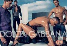 Pubblicità Dolce e Gabbana simula stupro di massa