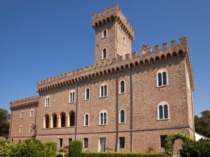 Castiglioncello-Castello-Pasquini