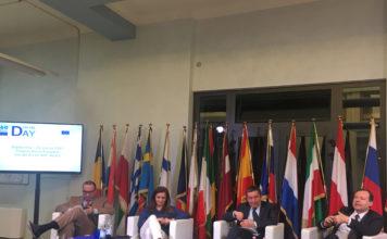 Presentazione del Digital Day il futuro digitale come impegno dell'Europa