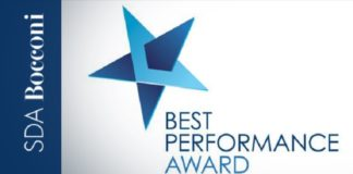 Simbolo Best Performance Award