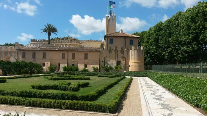 Castelporziano - residenza Pres.te Repubblica