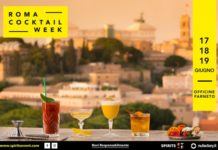 ROMA COCKTAIL WEEK 2017 locandina