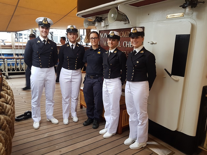 allievi marina Amerigo Vespucci