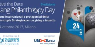 V Lang Philanthropy Day