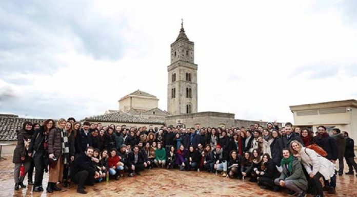 A Matera il primo UNESCO ITALIAN YOUTH FORUM C7M407B