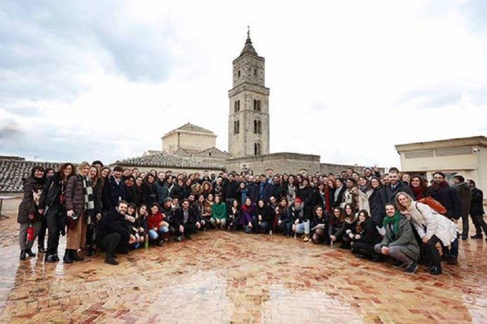 A Matera il primo UNESCO ITALIAN YOUTH FORUM C7M407B