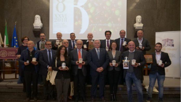 Vincitori Ercole Olivario 2018Ercole