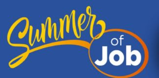 Summer job employerland recruiting day