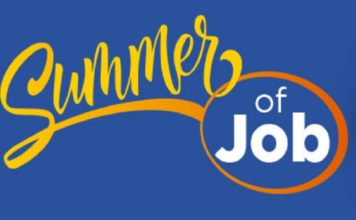 Summer job employerland recruiting day