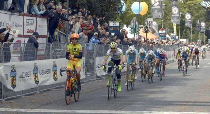 gp pink liberazione 25 aprile ciclismo