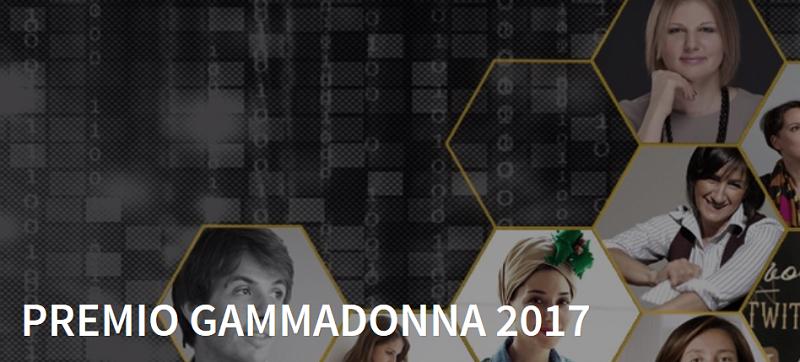 Premio gamma donna 2017